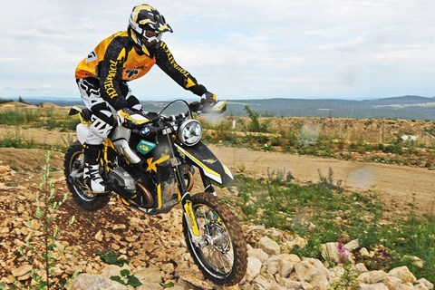 Metzeler & Touratech bei den Red Bull Romanics