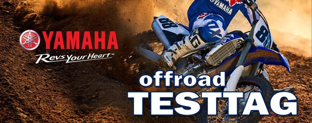 GS-Power Yamaha Testtag 2017