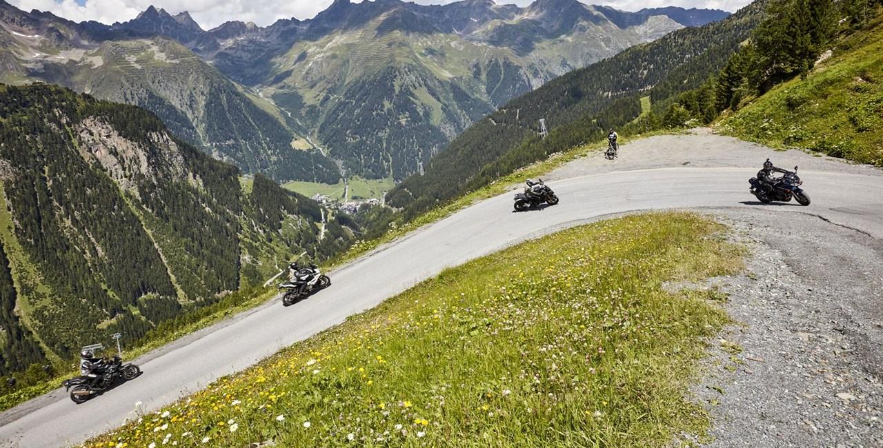Teilnehmerrekord beim Top of the Mountain Biker Summit 2017