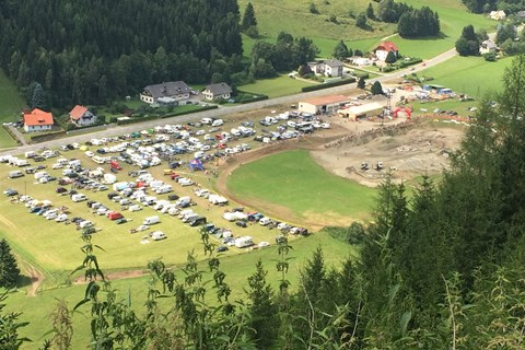 Enduro Trophy in Möderbrugg war ein voller Erfolg