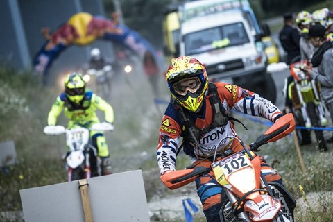 Red Bull Romaniacs Offroad Day 3 - 2017 - Wahnsinn