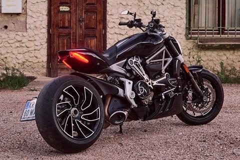 Rizomas Zubehör für die Ducati XDiavel im Test