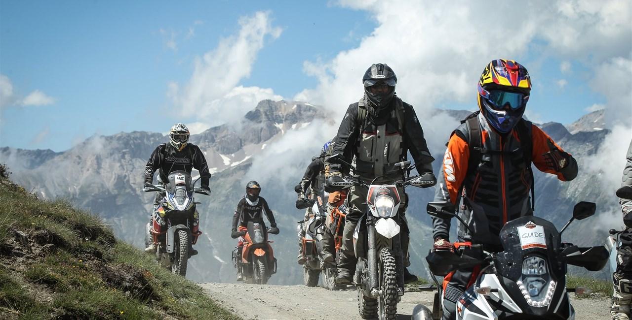 Erste KTM ADVENTURE RALLY in Europa war ein voller Erfolg