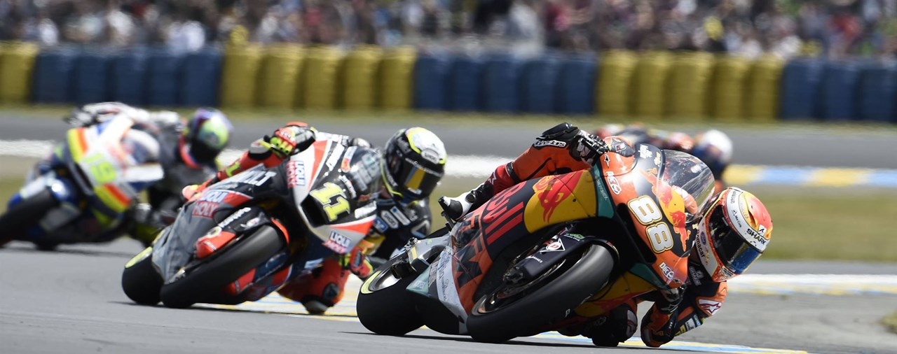 MotoGP-Saison bei KTM-Heimpremiere in heisser Phase