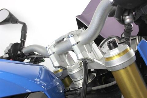 Hornig Lenkererhöhung für BMW S1000R (2017)