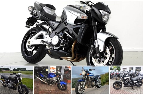 Top 5: Big Bikes aus Japan