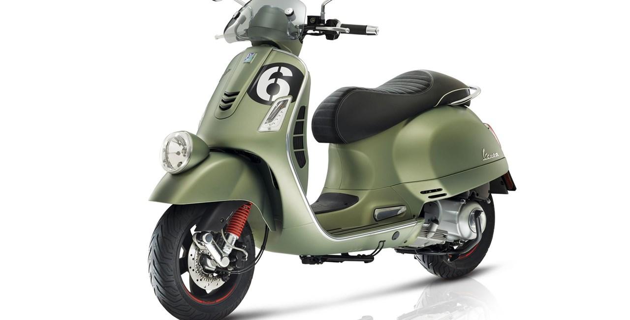 Vespa GTS 300 Sei Giorni