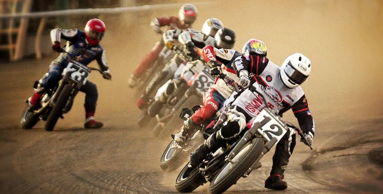 Harley-Davidson dreht auf – beim Flat Track in Faak!