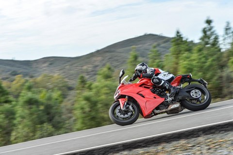 Ducati SuperSport von K.OT