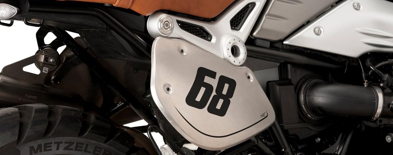 Hornig Seitenverkleidung für BMW R nineT