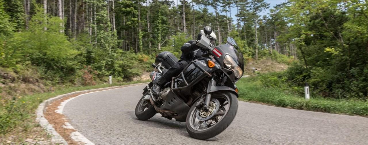 600.000 km Honda Varadero. Weltrekord?