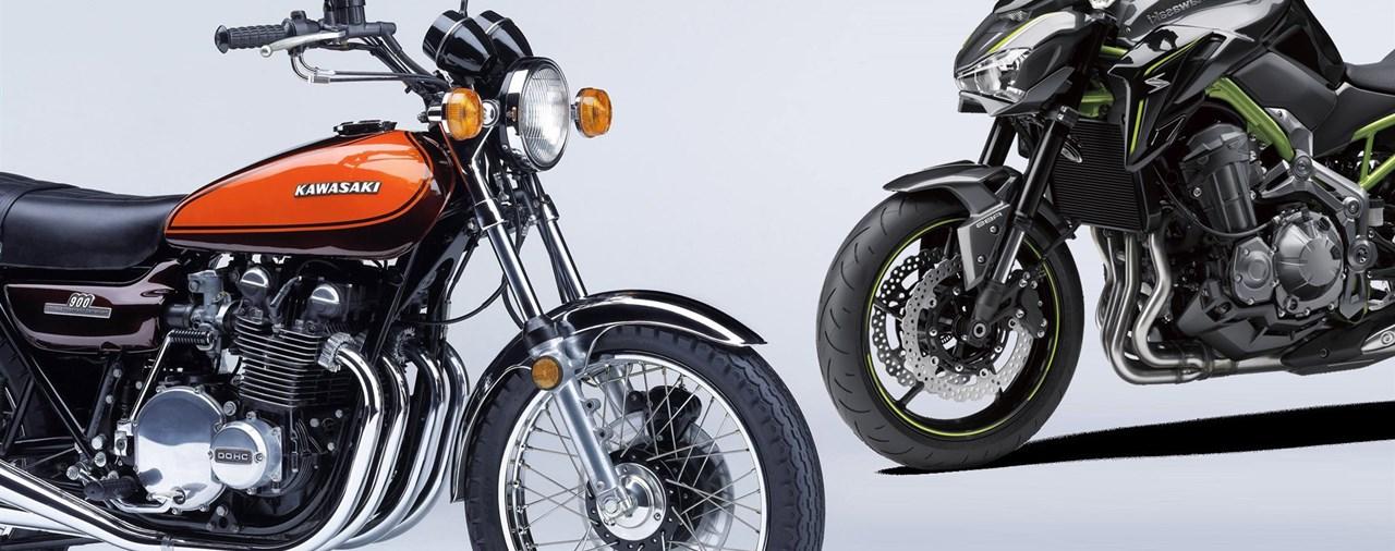 Motorradneuheiten 2018 Kawasaki Z900 RS