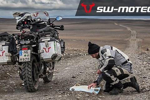 SW-MOTECH für die Suzuki GSX-S750 und KTM 1090 Adventure