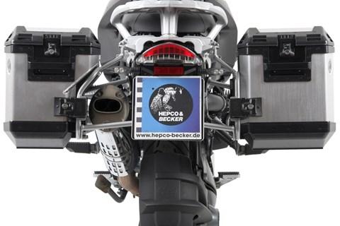 Hepco & Becker Kofferset Xplorer für BMW R 1200 GS