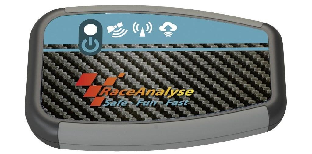 Hochpräzises GPS Datarecording von RaceAnalyse im Test