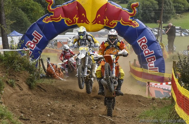 Enduro- Trophy St. Georgen am 23. und 24. September