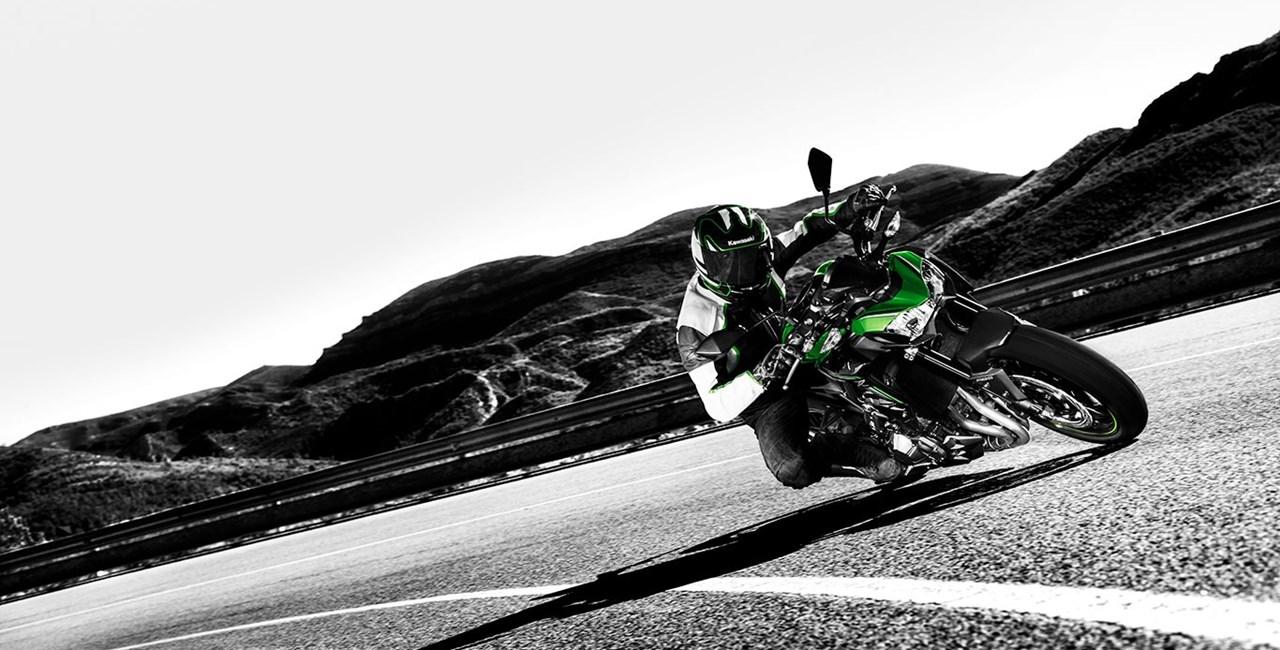 Neue Kawasaki Z900 für A2-Führerschein Fahrer enthüllt