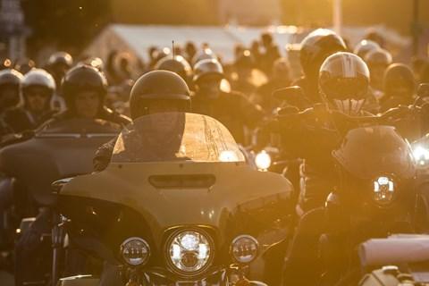 Die European Bike Week  rockt zum 20. Mal Faak