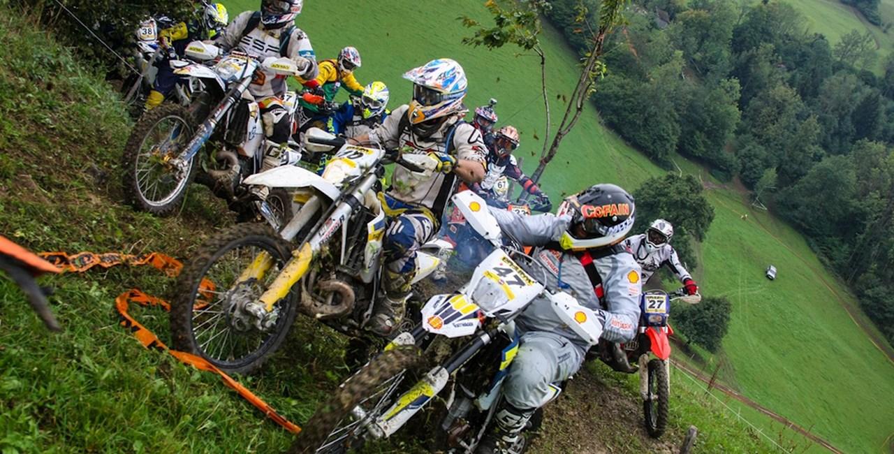 Enduro Koglerhof heuer mit 200 Fahrern