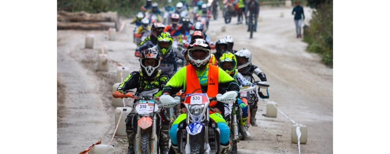 Team 5/18 JuniorEnduro Cup Aspang Race 2017