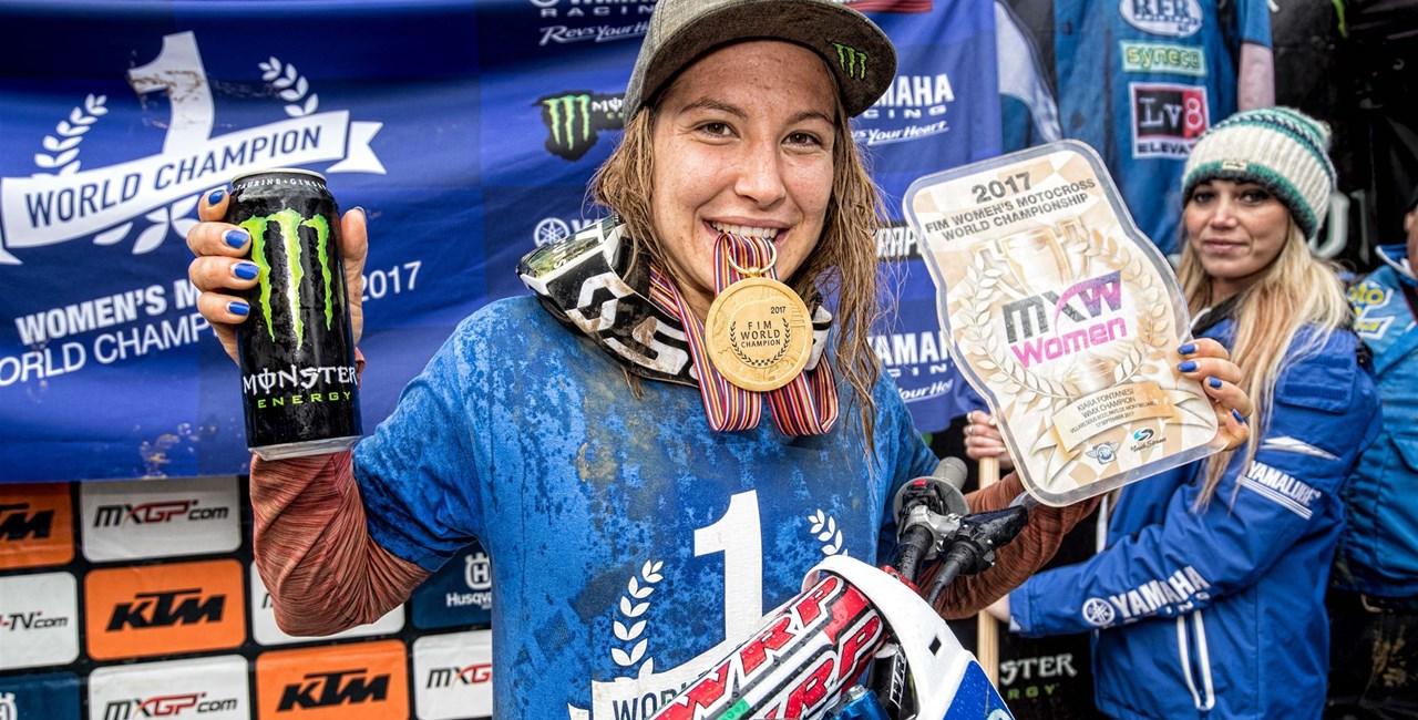 Fünfter Weltmeister-Titel für Kiara Fontanesi