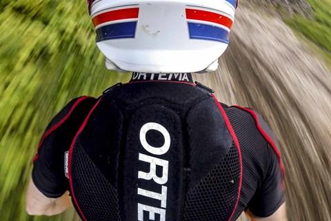 Ortema's Ortho-Max Enduroprotektorenjacke 2017