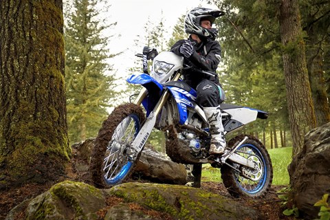 Yamaha WR250F und WR450F 2018