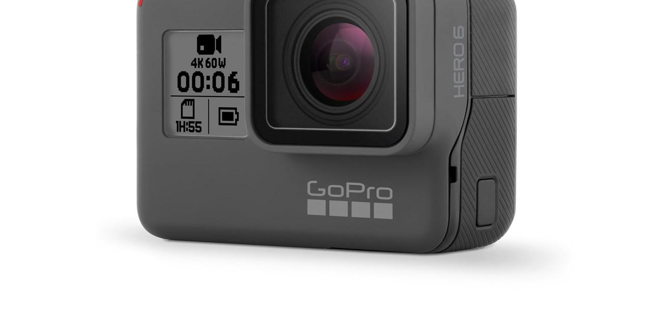 GoPro Hero6 Black Neu