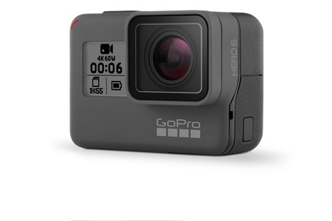 GoPro Hero6 Black Neu