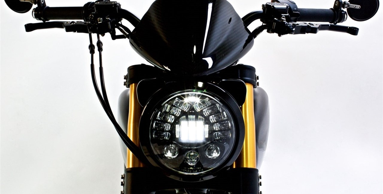 J.W. Speaker LED-Scheinwerfer 8790 Adaptive mit Kurvenlicht