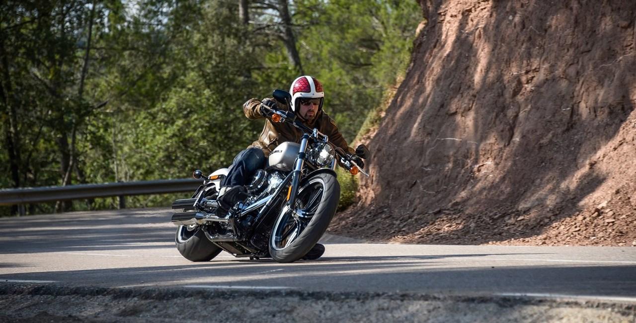 Harley-Davidson Breakout Test 2018