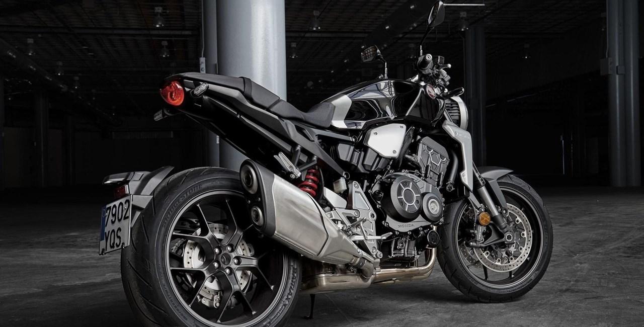 Honda Motorrad Neuheiten 2018