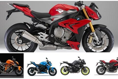 Top 5: Powernakedbikes unter 12.000 Euro