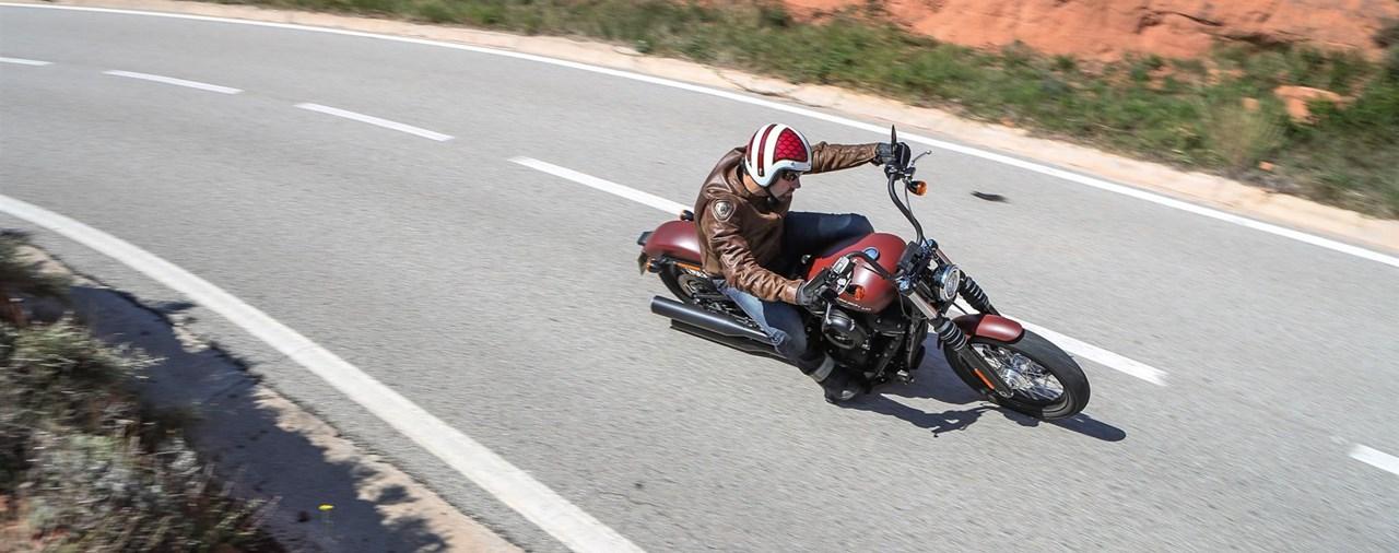 Harley-Davidson Softail Street Bob Test 2018