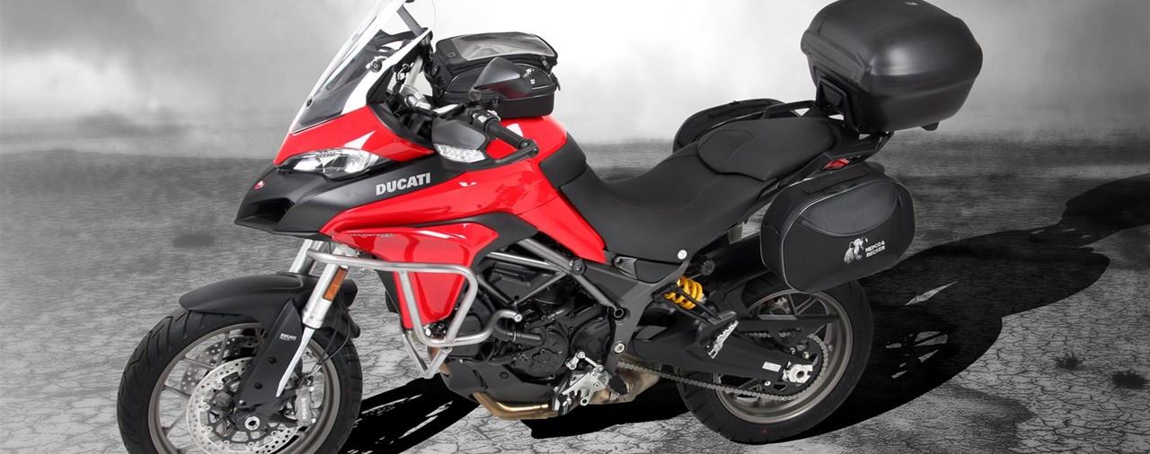 Ducati Multistrada 950 (2017) Zubehör von Hepco & Becker