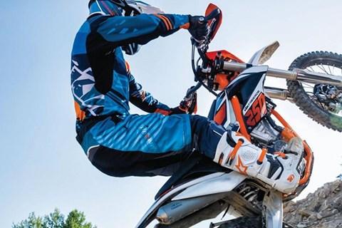 Neue KTM Freeride 250 F ab sofort beim KTM-Händler erhältlich