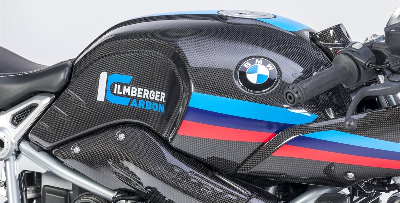 Neue Carbonteile von Ilmberger Carbonparts für die BMW R NineT