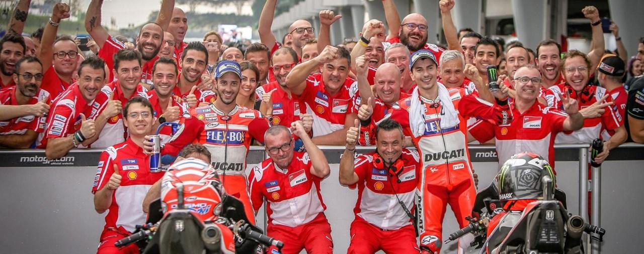 MotoGP 2017 - Entscheidung im letzten Rennen!