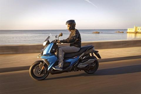 BMW C 400 X Roller 2018