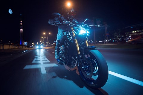Yamaha MT-09 SP 2018