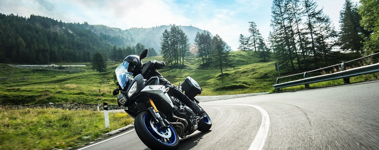 Yamaha Tracer 900 und Tracer 900 GT 2018
