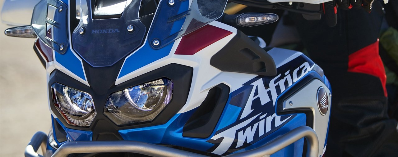 Honda Africa Twin 2018 Adventure Sports