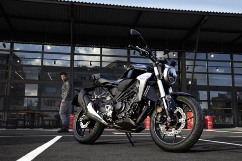 Honda CB300R Nakedbike