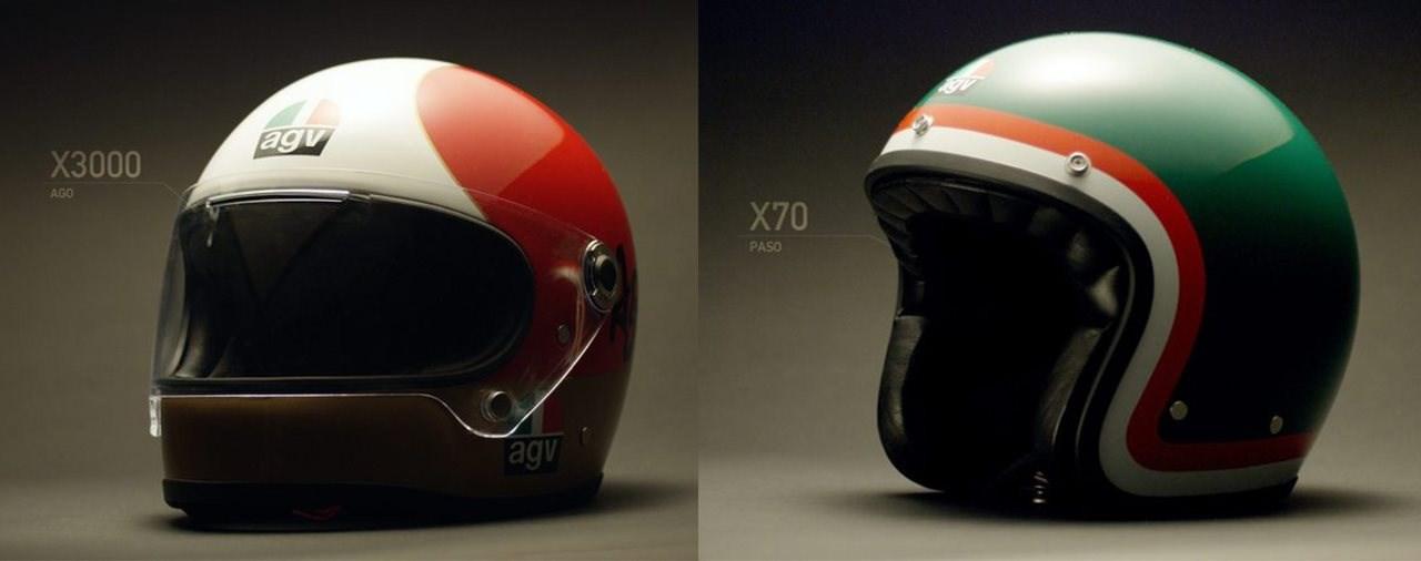 AGV launcht AGV Sport Modular Helm und AGV Legends Kollektion