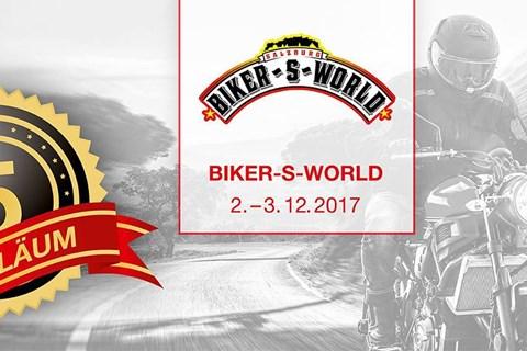 Biker-s-World 2017 von 2. – 3. Dezember 2017
