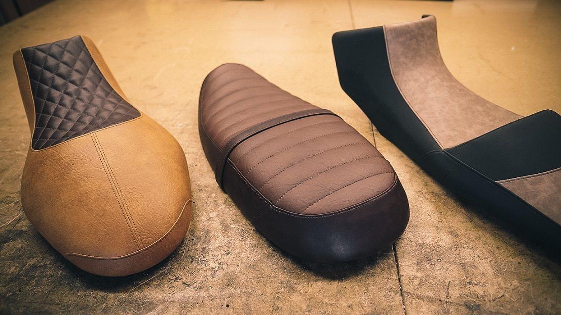 motorradsitz beziehen und aufpolstern von sw motech. Black Bedroom Furniture Sets. Home Design Ideas