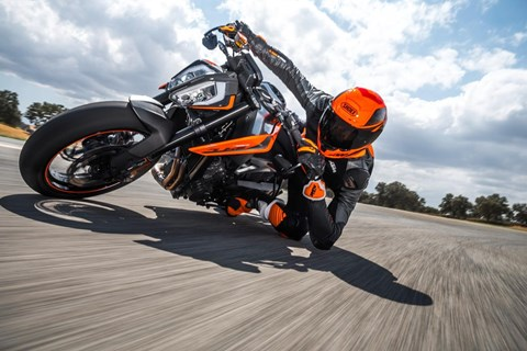 Top 5 Motorräder des Jahres 2018 - für Vauli