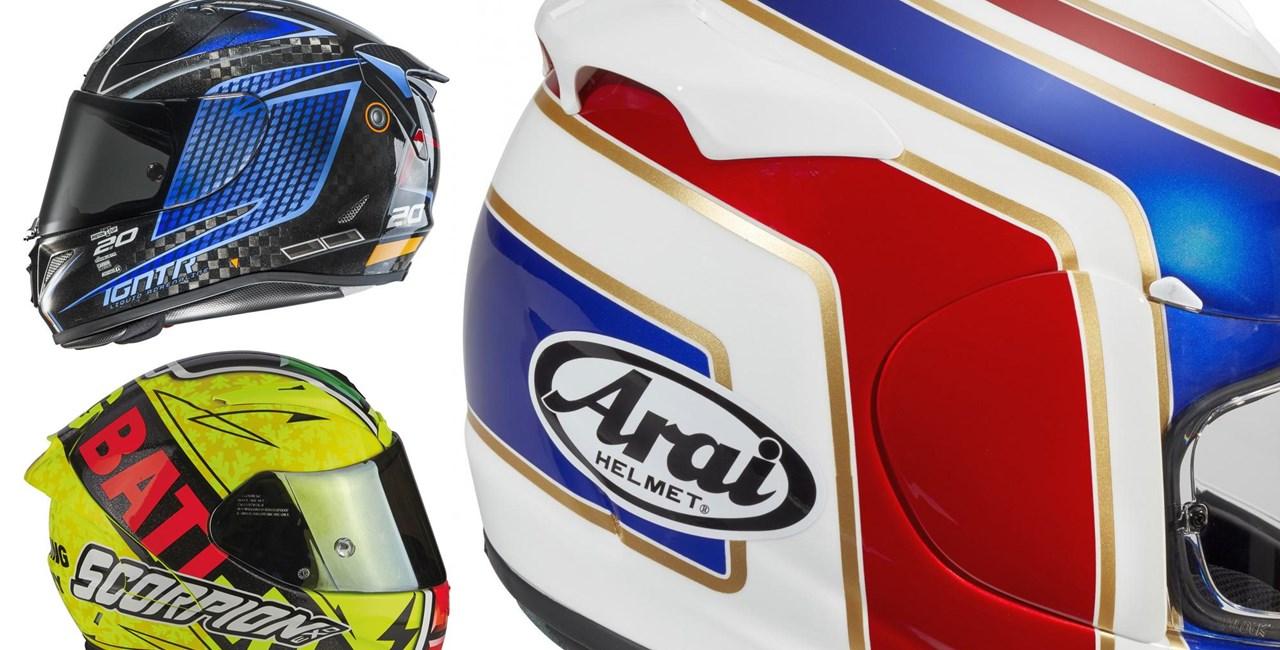 Motorrad Helme 2018