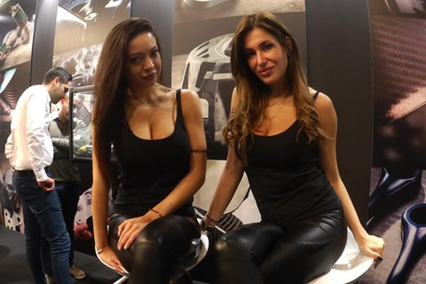 EICMA Girls 2017 - Clickduell