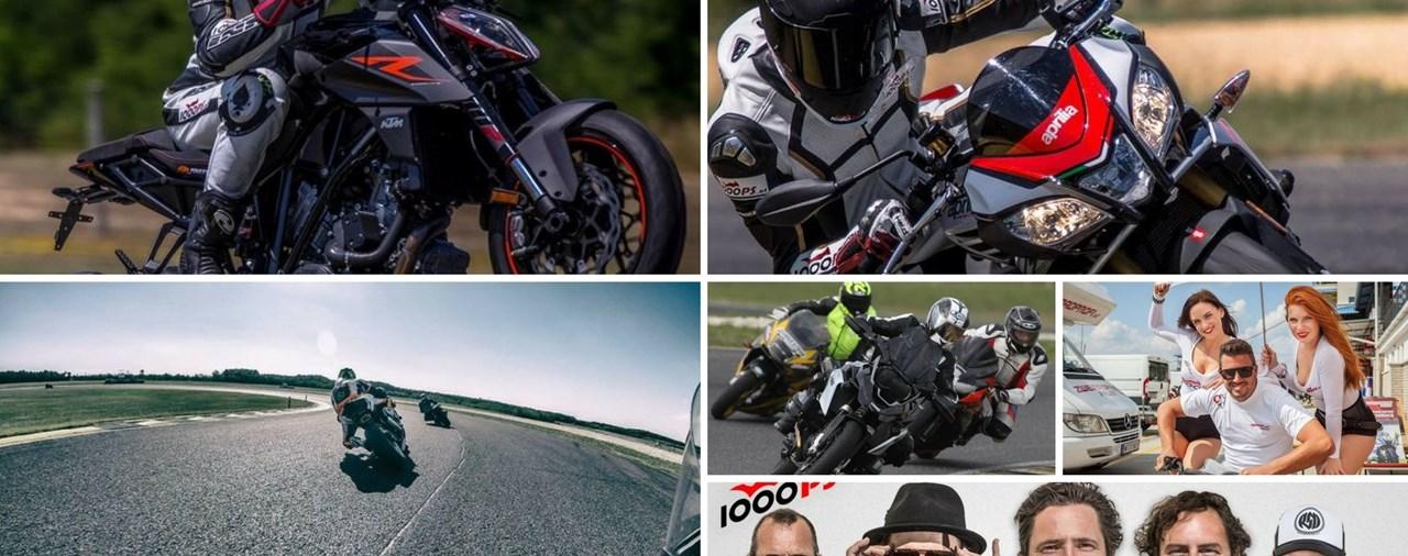 1000PS Bridgestone Trackdays 2018
